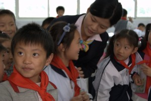 kina - skoleeelever 2010